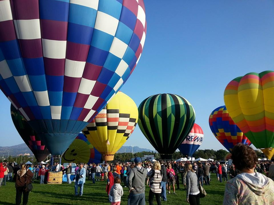 Credit: Colorado Balloon Classic