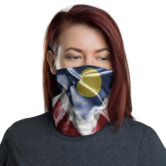 cOLORADO fACE MASKS